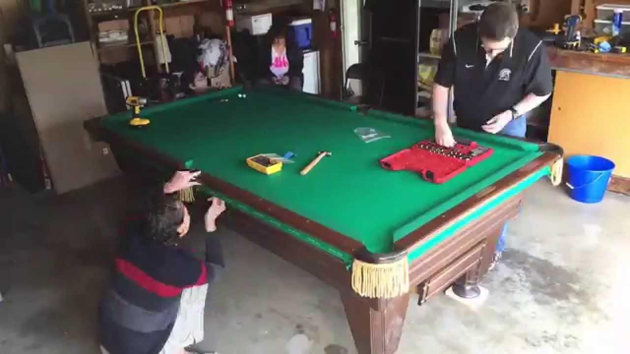The Billiards Professor